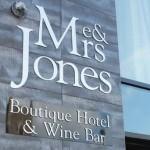 Me & Mrs Jones Portstewart