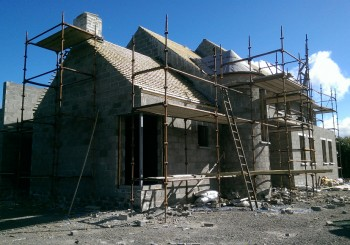 New Dwelling On Site Bellaghy