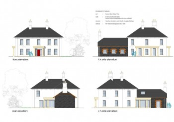 Bespoke Dwelling Approved