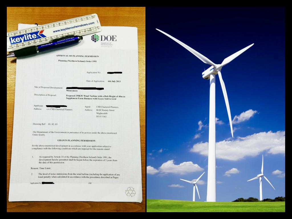 Wind Turbine Approval