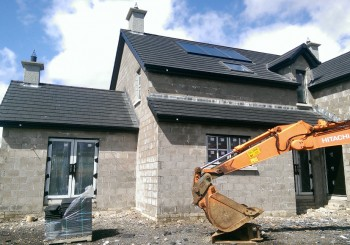 Energy Efficient Dwelling On Site